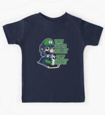Luigi MK8 - Ridin' Dirty Kids Tee