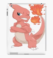 Pokemon-Charmeleon iPad Case/Skin