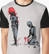 Elastic Heart  Graphic T-Shirt