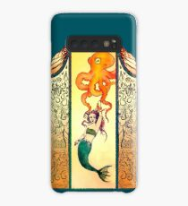 Seafaring with Cephalopod Case/Skin for Samsung Galaxy