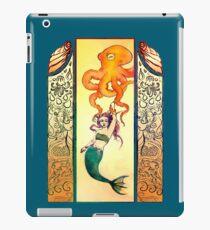 Seafaring with Cephalopod iPad Case/Skin