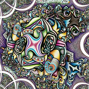 Be True to You - Warped - Psychedelic by kellyb1