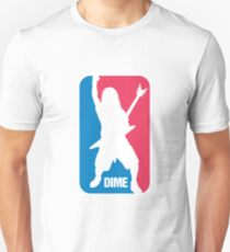 DIME: Dimebag Darrell Sport Logo Unisex T-Shirt