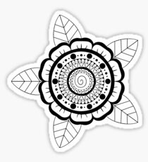 Mandala 3 Sticker