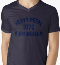 Heavy Metal Men's V-Neck T-Shirt