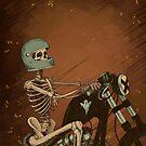 Spook Night Rider by Amanda Zito