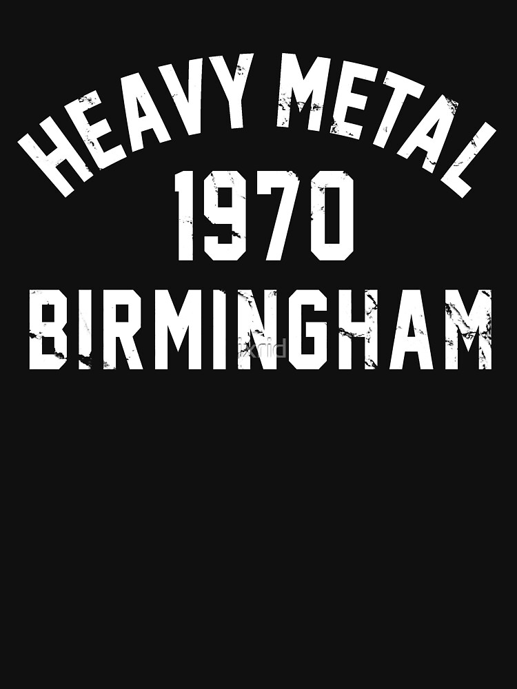 Heavy Metal | Unisex T-Shirt