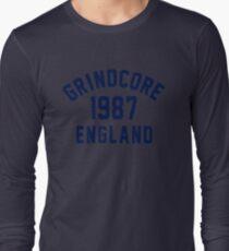 Grindcore Long Sleeve T-Shirt