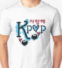 sarang hae KPOP typo T-Shirt
