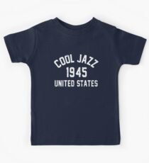 Cool Jazz Kids Clothes