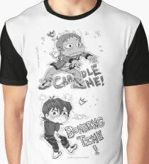Lance & Keith - Bonding Time (Voltron) Graphic T-Shirt