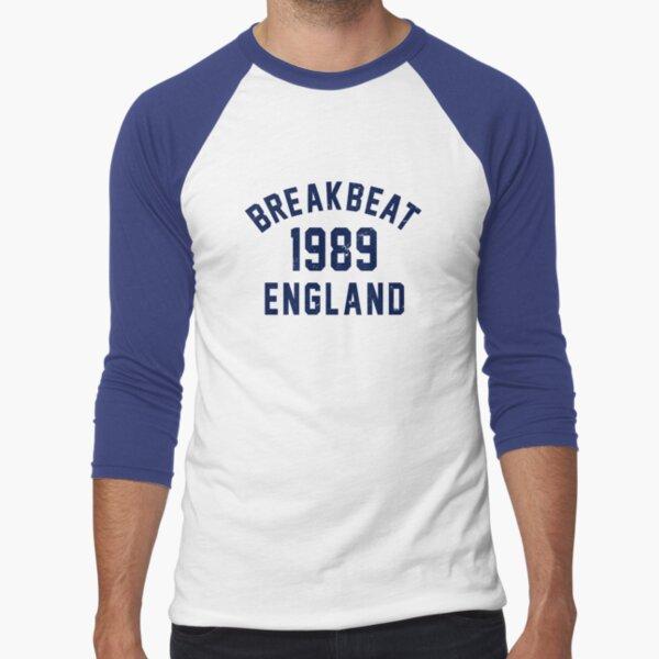 Breakbeat Baseball ¾ Sleeve T-Shirt