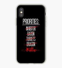 Priorities iPhone Case