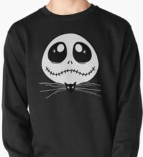 The Nightmare Before Christmas - Cute Jack Skellington Pullover
