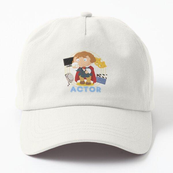 Actor Dad hat