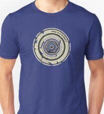 Skateboard Wheely Worn Well Unisex T-Shirt