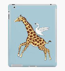 Neck Yes iPad Case/Skin