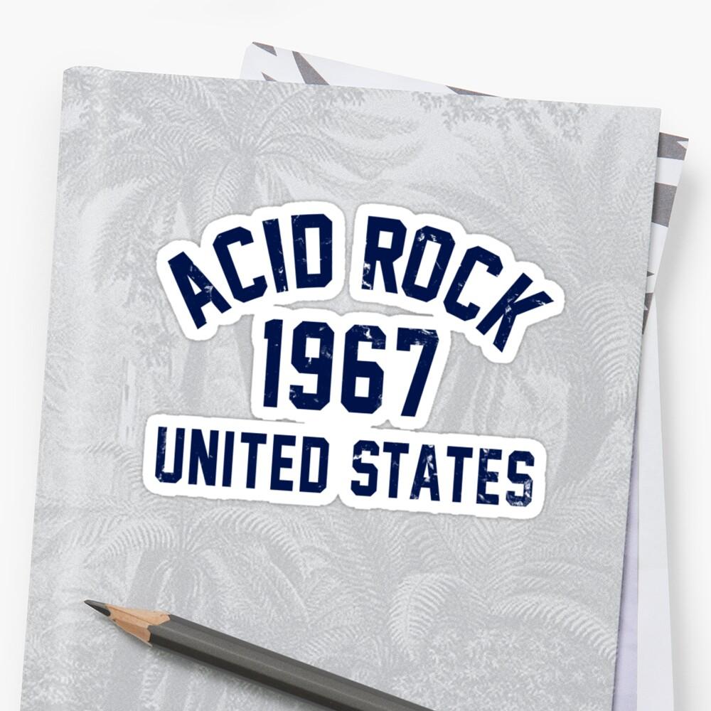 Acid Rock by ixrid