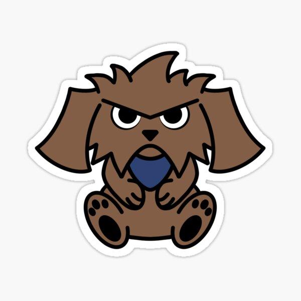 Grumpy Artie Sticker