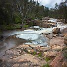 Clear Creek, Byawatha by Natalie Ord