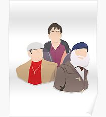 'Only Fools and Horses' Vector Artwork Poster
