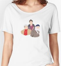 'Only Fools and Horses' Vector Artwork Women's Relaxed Fit T-Shirt