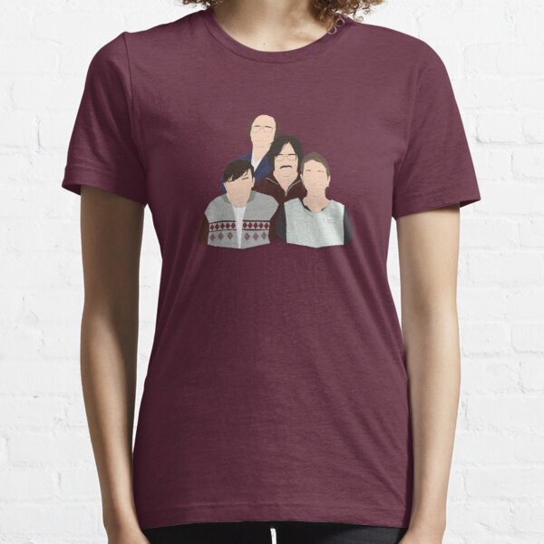 'Derek' / 'Ricky Gervais' / 'Karl Pilkington' Vector Artwork Essential T-Shirt