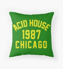 Acid House (Special Ed.) Throw Pillow
