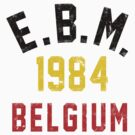 Ebm (Special Ed.) by ixrid