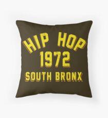 Hip Hop (Special Ed.) Throw Pillow