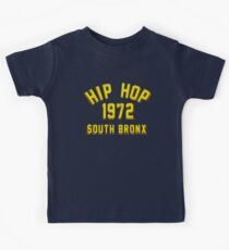 Hip Hop (Sonderausgabe) Kinder T-Shirt