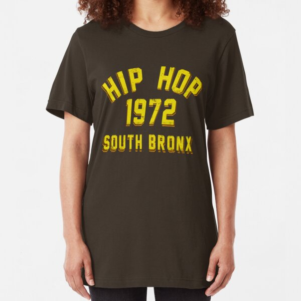Hip Hop (Special Ed.) Slim Fit T-Shirt