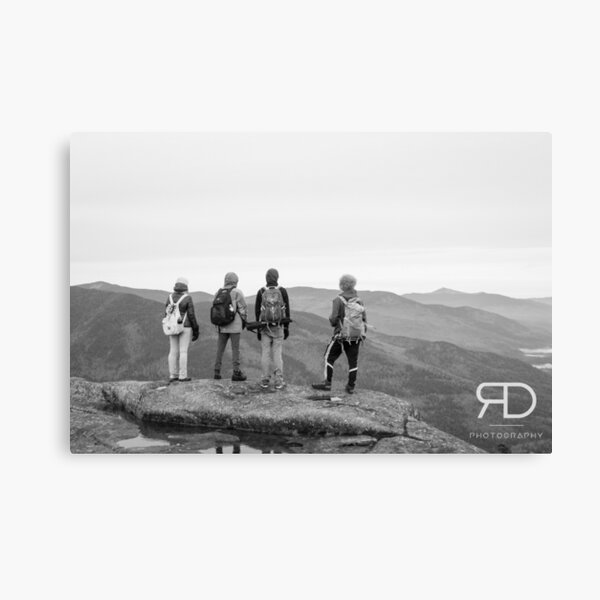 Contemplating the view Canvas Print