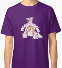 Kangaskhan Pokemuerto | Pokemon & Day of The Dead Mashup Classic T-Shirt