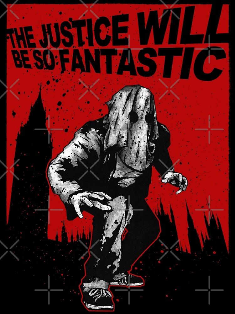 Fantastic Justice by matthewdunnart