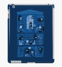 Silence in the Library iPad Case/Skin