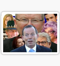 Australian History Sticker