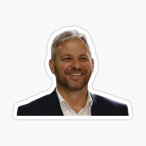 Brett Sutton Sticker