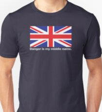 Austin Powers - Danger is my middle name Unisex T-Shirt