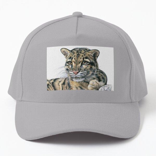 Clouded Leopard - Nebelparder Baseball Cap