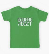 Square Addict Kids Tee
