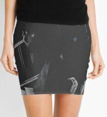 A Study in Black  Mini Skirt