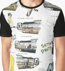 nose art liberator Graphic T-Shirt