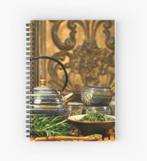 Live Fresh Spiral Notebook