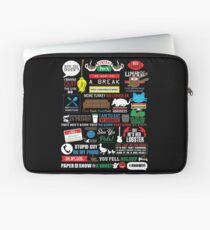 Friends - Friends Fans T-shirts Laptop Sleeve