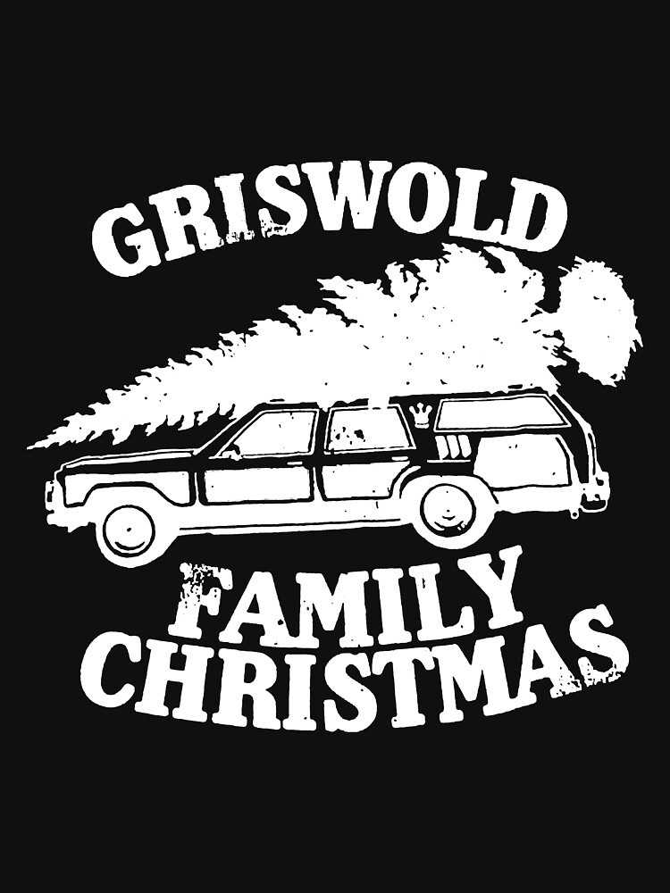 friends griswold family christmas t shirts by mildredcollar