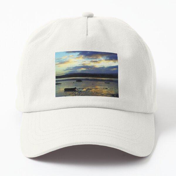 Dusk in Topsham Dad Hat