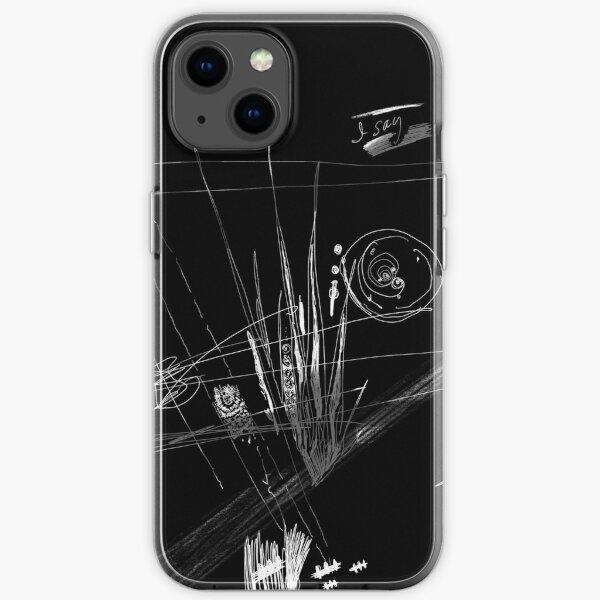 I Say iPhone Soft Case
