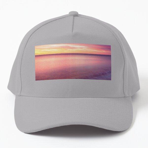 blue cloud sunset Baseball Cap