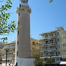 The lighthouse by Maria1606